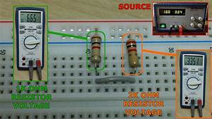 To The Rails  Ee Fundamentals  The Voltage Divider