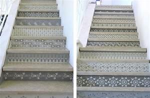 sandrine je cherche a renover un escalier cote maison With peindre les contremarches d un escalier en bois 5 escalier en bois moderne avec contremarches photo 710