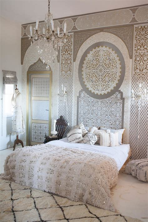 relaxing moroccan bedroom designs interior god
