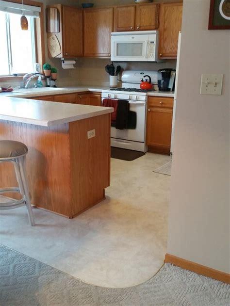 vinyl plank flooring under vanity need design advice for flooring with honey oak cabinets