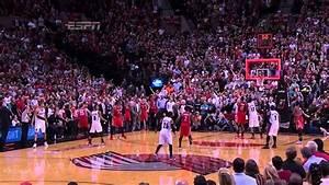 Damian Lillard amazing game-winner vs Rockets (2014 NBA ...