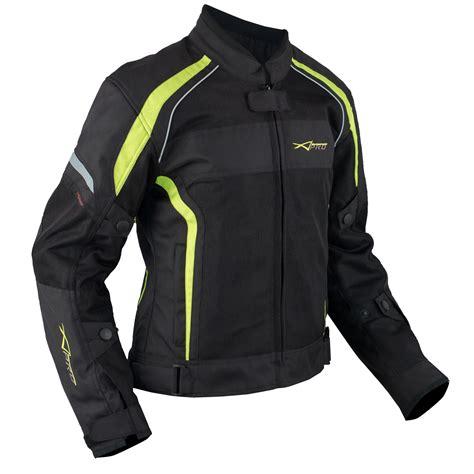vented motorcycle jacket ladies textile jacket motorcycle motorbike vented