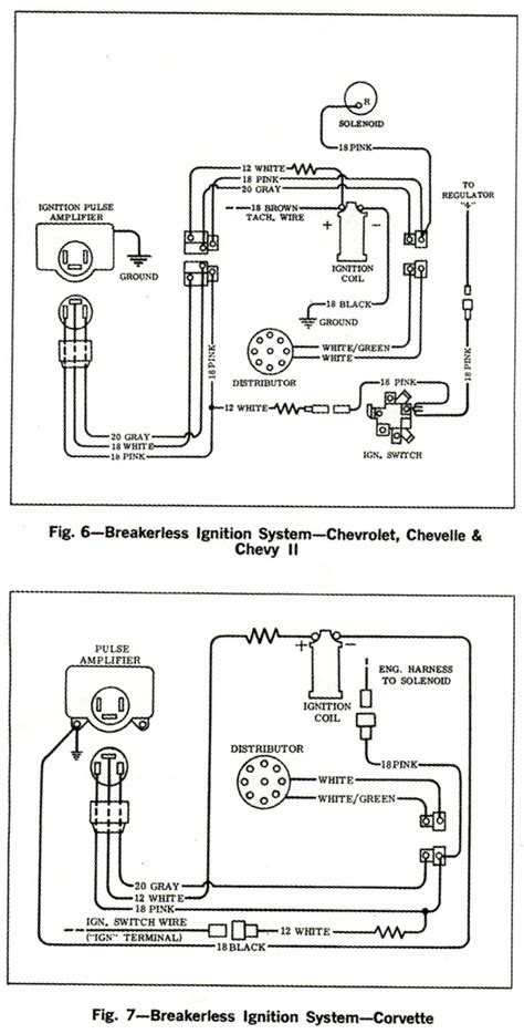 Corvette Service News Wiring Diagrams For