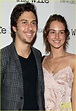 Nat Wolff Steps Out for 'The Wife' Screening with ...
