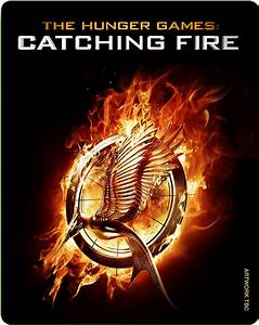 The Hunger Games: Catching Fire - Steelbook Edition ...