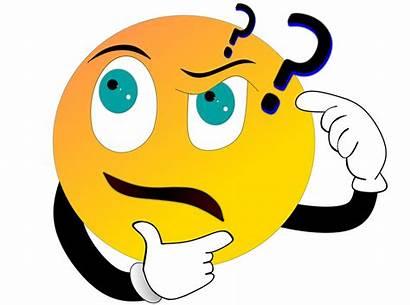 Cartoon Smiley Questions Puzzle Consider Pixabay