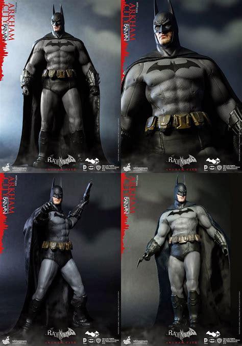16 Arkham City Batman By Hot Toys