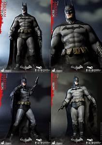 1/6 Arkham City: Batman by Hot Toys