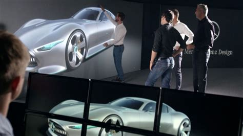 Sculpting Cars In Virtual Reality