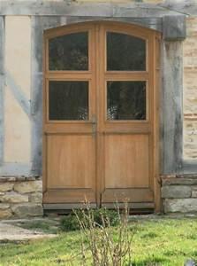 copie porte d39entree ancienne With porte d entrée double vantaux