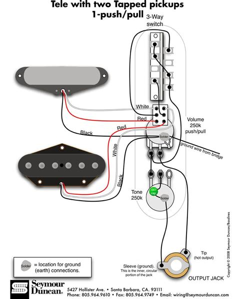wiring diagram telecaster 3 wire tapped 46 wiring