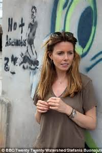Stacey Dooley visits the women on the Iraq frontline ...