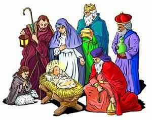 Free to Use & Public Domain Nativity Clip Art