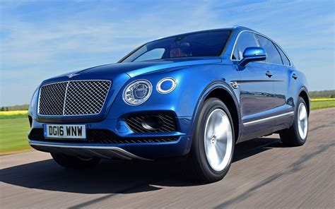 Bentley Bentayga Picture by New Bentley Bentayga Wallpaper Hd Pictures