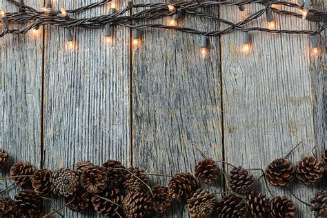 Rustic Christmas Backgrounds Wallpapers
