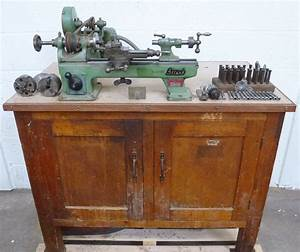 LORCH LLV 10MM BENCH LATHE « Pennyfarthing Tools Ltd