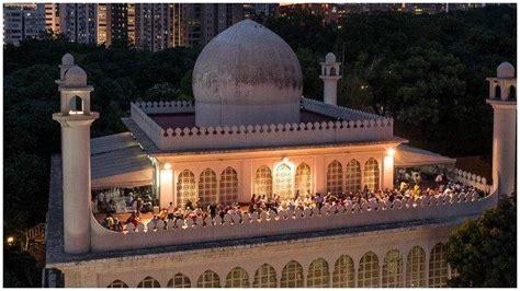 masjid megah  hong kong cocok  wisata religi