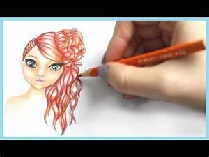 Haare Zeichnen Geflochtener Zopf Doovi