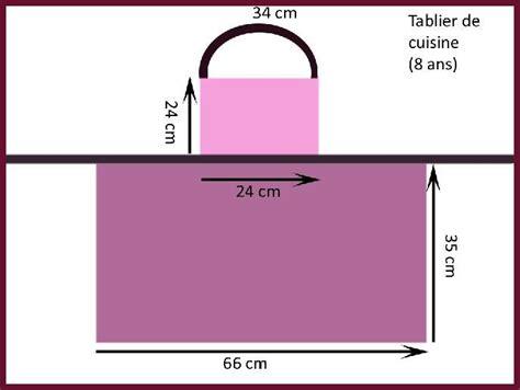 model tablier de cuisine modele couture tablier cuisine