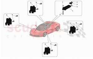 Ferrari Laferrari Tyre Pressure Monitoring System Parts