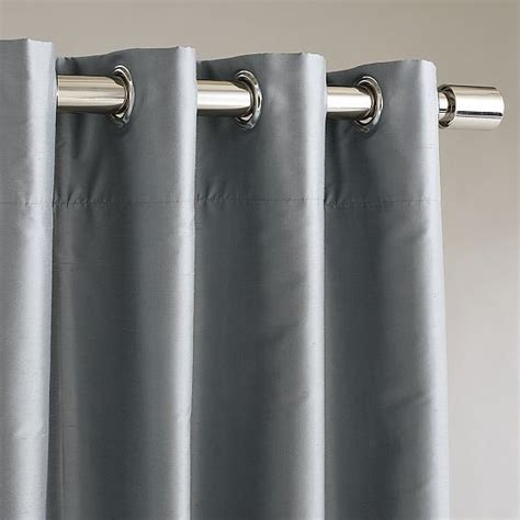 West Elm Drapery Hardware by Curtain Rods West Elm Dining Room H O M E Modern