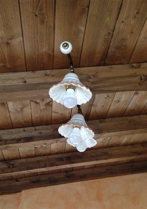 applique ceramica taverna illuminazione ladari e applique in ceramica