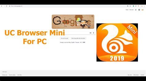 Jika itu yang kamu butuhkan, aplikasi uc browser mini sangat cocok untukmu baik pada hp maupun pc. Uc Mini Download Windows 10 - treeisland