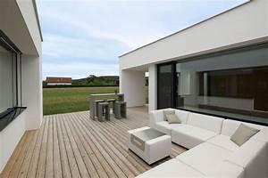 Bungalow Mit Atrium : case prefabbricate in legno ecologiche dal design moderno ~ Frokenaadalensverden.com Haus und Dekorationen