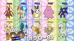 ign top 100 pokemon list images