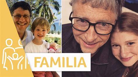 La crianza privilegiada de la hija de Bill Gates   Familia ...