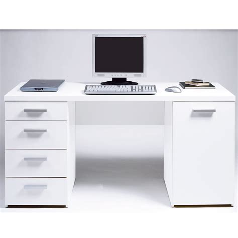 bureau blanc fly rentrée déco 20 bureaux à moins de 150 euros bureau blanc conforama déco plurielles fr