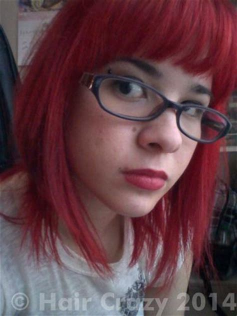 buy rock  roll red manic panic hair dye haircrazycom