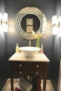 Miroir Rond Lumineux : 1001 id es pour un miroir salle de bain lumineux les ~ Zukunftsfamilie.com Idées de Décoration