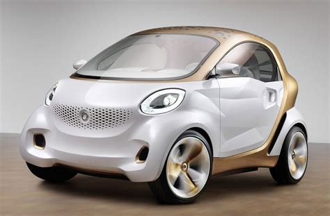 2019 Smart Forvision Concept  Car Photos Catalog 2018
