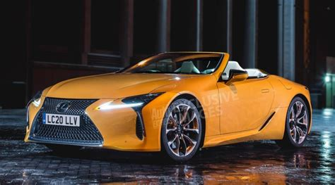 2020 Lexus Lc by Lexus Lc Convertible To Be Released By 2020 Lexus