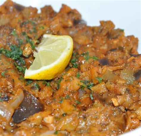 recettes de cuisine marocaine avec photos zaalouk marocain caviar d aubergine les recettes de la