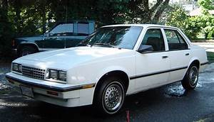 1987 Chevrolet Cavalier - Overview