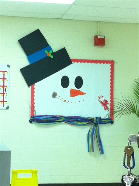 Office Door Christmas Decorating Contest by 33 Best Images About Snowman Bulletin Boards And Doors On