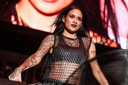 Kehlani Suicide Parrish Singer Concert Attempted Irving