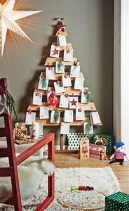 Adventskalender Holz Baum : adventskalender aus holz ~ Watch28wear.com Haus und Dekorationen