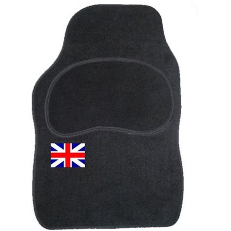 tapis moquette universel drapeau anglais feu vert