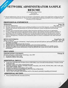 Junior unix administrator resume