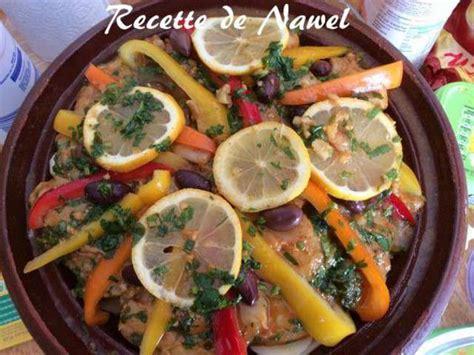cuisine lotte recette recettes de lotte et tajine