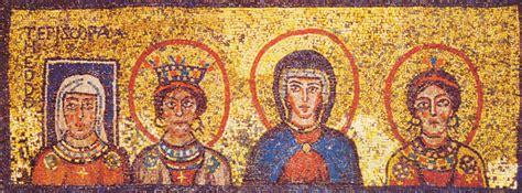 archeological evidence  women  church leadership