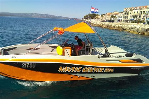 Speed Boat Tours by Speed Boat Tours Taxi Boat Bol Island Brač