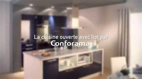cuisine conforma la cuisine ouverte avec 238 lot conforama