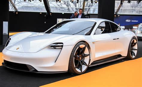 porsche electric mission e porsche mission e is ready to lead the electric car market
