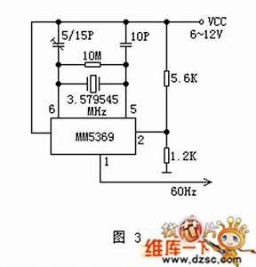 50hz time base signal generator circuit diagram signal With timing signal generator circuit diagram tradeoficcom