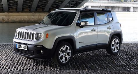 new jeep renegade black new jeep renegade starts from 16 995 in the uk
