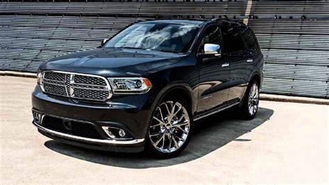 2015 Dodge Durango Srt8   Autos Post